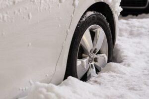 6 tips rijden in sneeuw
